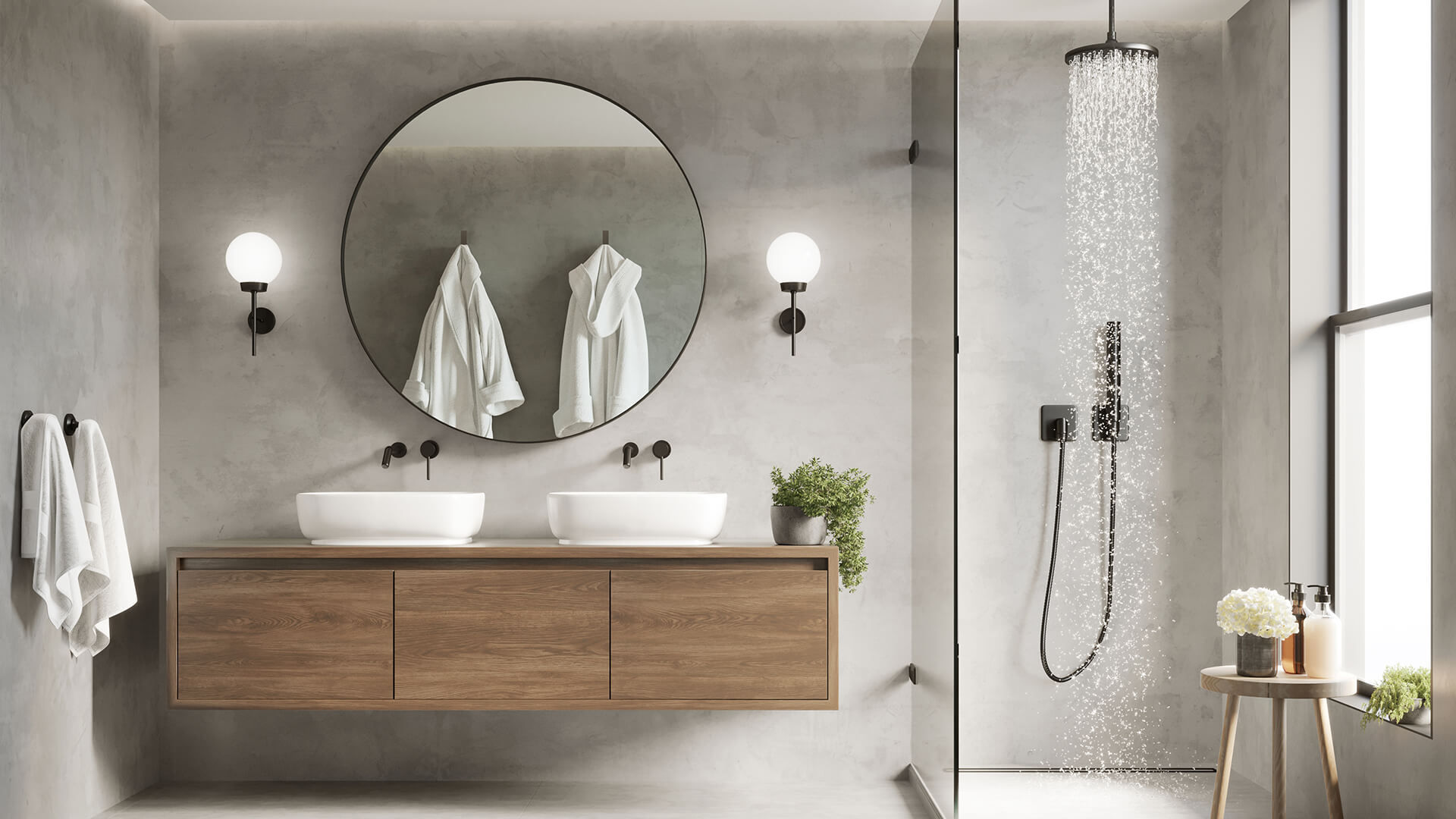 modern bathroom trends for 2021 build