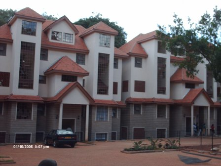 RESIDENTIAL DUPLEX APARTMENTS