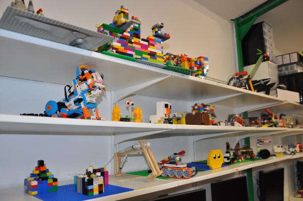 Lego boost ideas