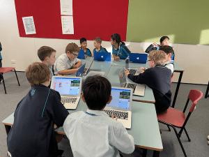 Coding at William Clarke College