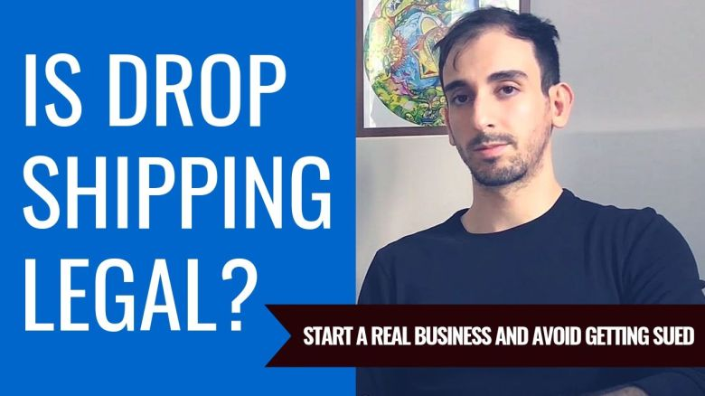 IS DROPSHIPPING LEGAL OR ILLEGAL