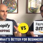 Shopify Dropshipping VS FBA - Con Quale Iniziare Per Un Rapido Successo