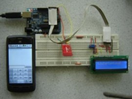 Bluetooth communication between android and arduino using FREE applications