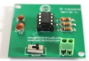 Solder 2 pin screw terminal