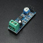 Yet another simple amplifier for your Arduino and music projects