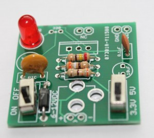 Step 7 Solder resettable fuse 500mA