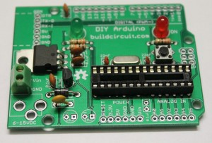 11- Fix 28 pin IC header and the LEDs