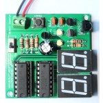 Digital object counter DIY kit