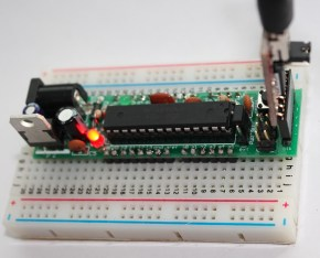 18 Using FTDI breakout board in erect header