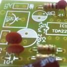 Step 3 Solder 100pF