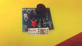 Amarino based Sensor Graph with Custom Bluetooth ID and LED controller