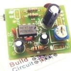 Step 7 Solder the variable resistor 10K