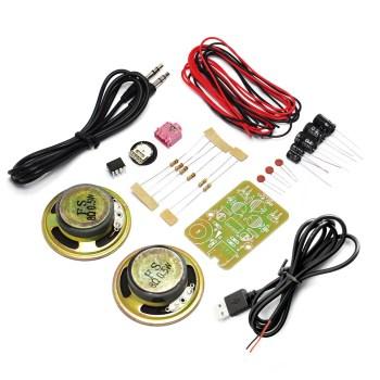 DIY KIT 40 - TDA2822M Audio Amplifier DIY Kit