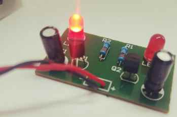DIY KIT 20- How to make a simple multivibrator