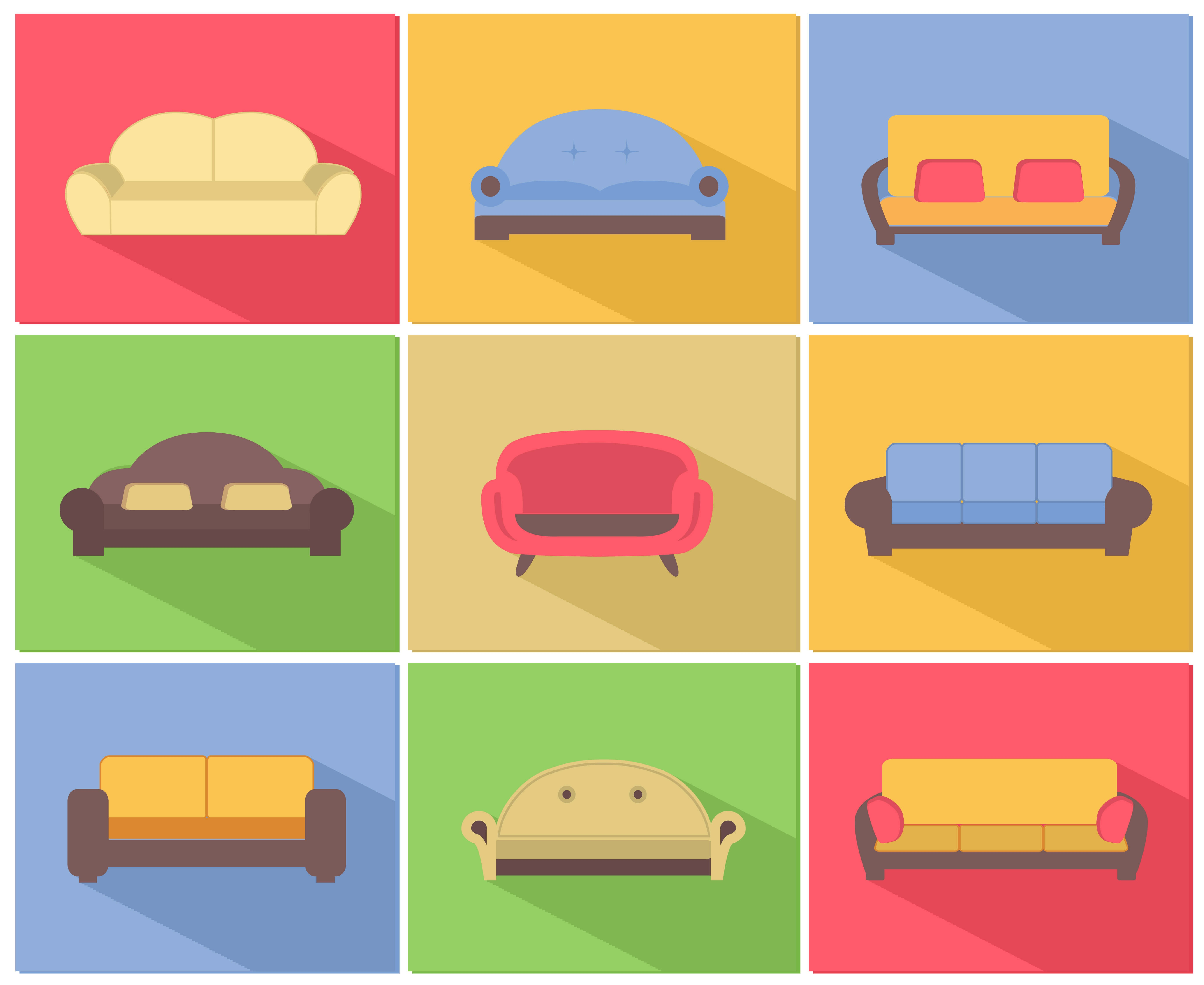 The History Of The Couch A Long Form Readbuilddirect Blog
