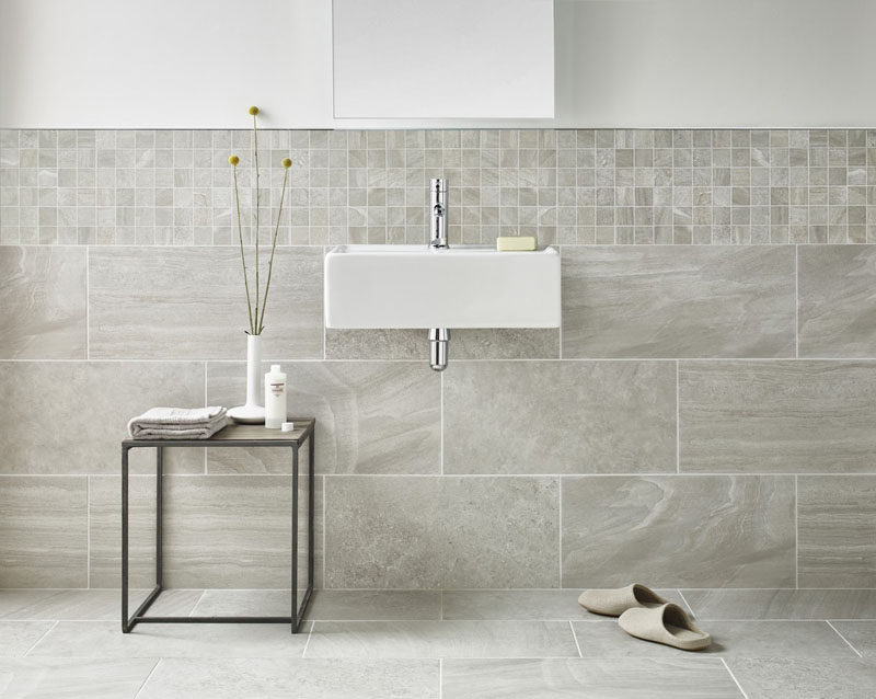 Matching Ceramic And Vinyl Floor Tiles And Wall Tiles Builddirectbuilddirect Blog Life At Home