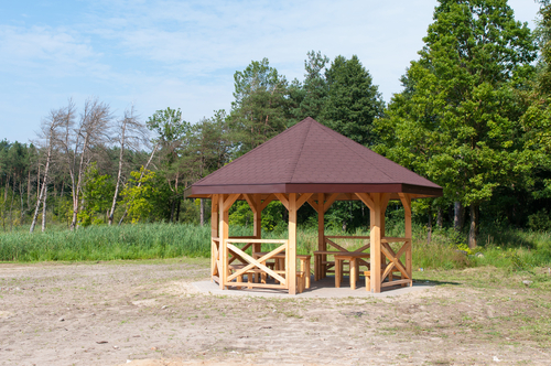 How To Build A Gazebo From Scratchlearning Center