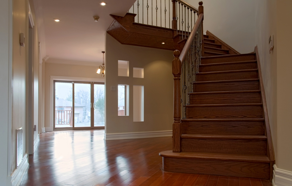 Installing Hardwood On Stairs A Step By Step Guidelearning Center | Average Cost To Carpet Stairs | Stair Case | Stair Runner | Hardwood Floors | Wood Flooring | Carpet Installation Cost