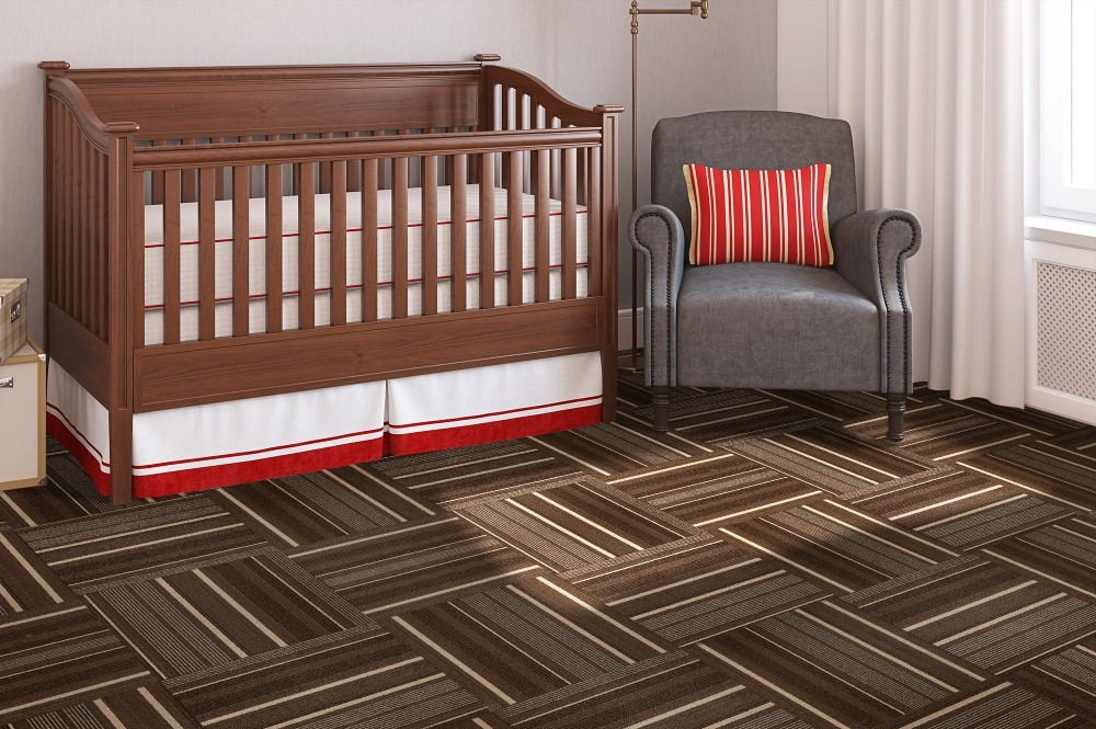 How To Install Carpet Tile In 7 Easy Steps Learning | Carpet Strips For Steps | Border | Carpeted | Adhesive | Builder Grade | Victorian