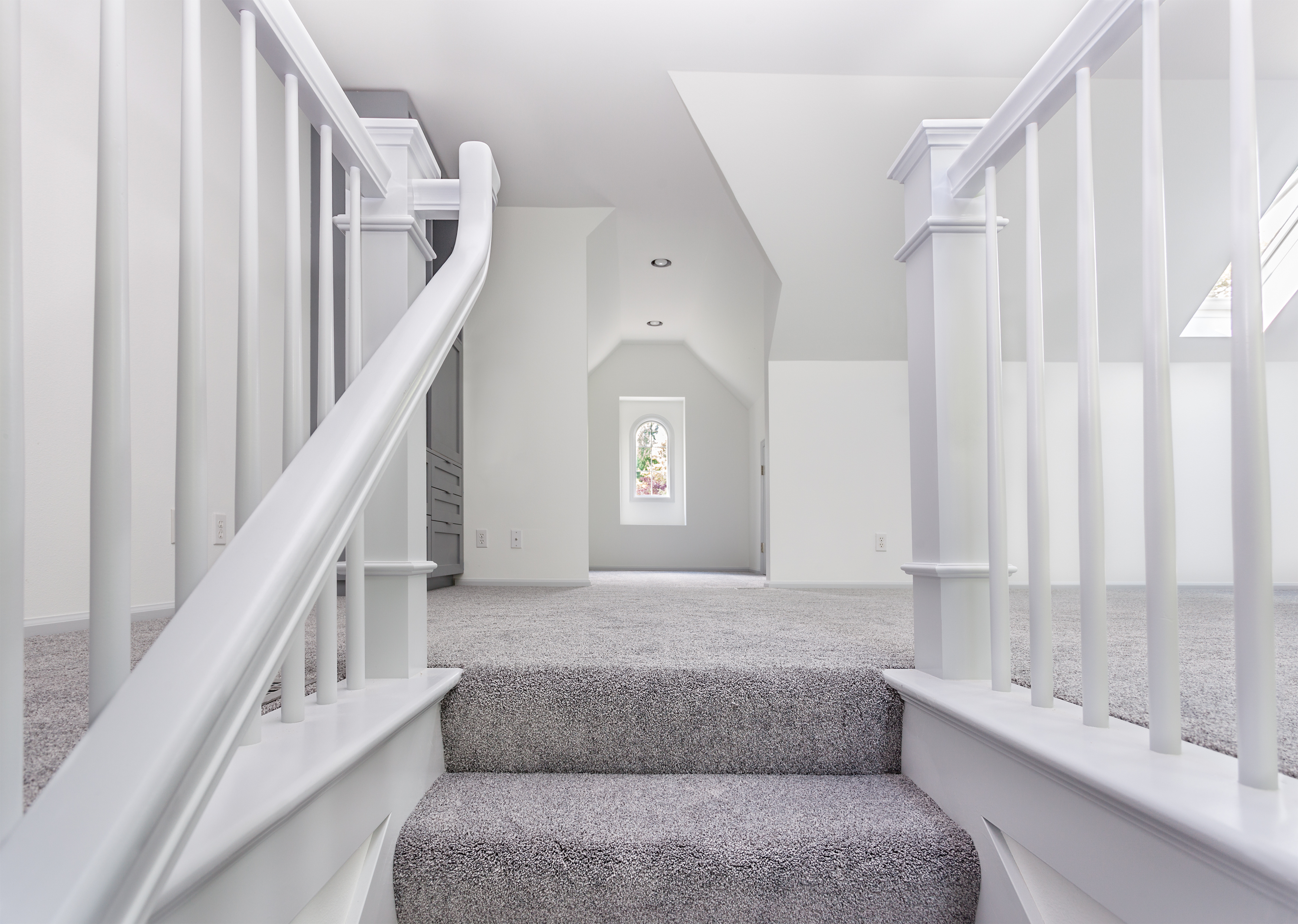 How To Lay Carpet On Stairs And The Landing Builddirectlearning Center