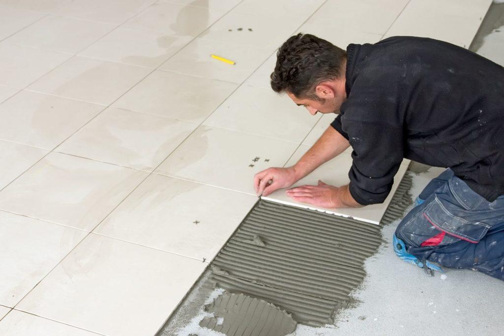 large format tile installation tips