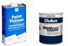 thinner dan solvent