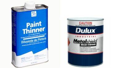 thinner dan solvent