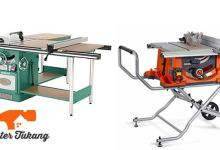 Photo of Mengenal Table Saw dan Panduan Membeli Table Saw