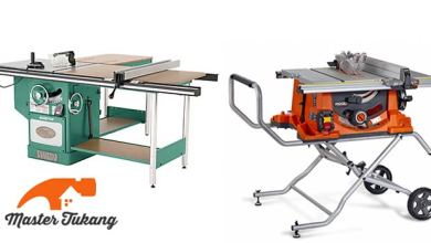 cara memilih table saw