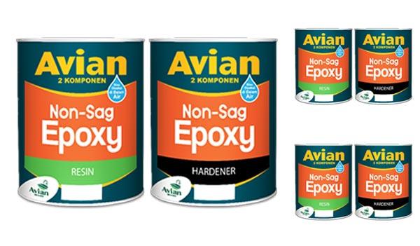 lem epoxy non sag