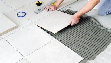 cara memasang lantai keramik