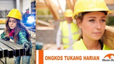 Photo of Ongkos Tukang Harian 2020, Referensi Biaya Tukang Terkini