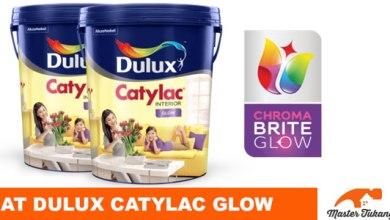Photo of Dulux Catylac Glow, Cat Inovatif Glowing dengan Harga Terjangkau
