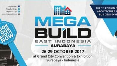 Photo of Megabuild East Indonesia Surabaya 2017