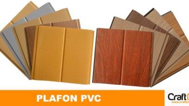 Photo of Mengenal Plafon PVC, Kelebihan, Kekurangan, dan Harga Plafon PVC