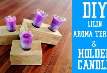 video membuat lilin aromaterapi