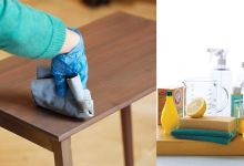 diy furniture cleaner