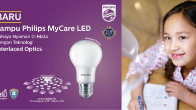 Photo of Lampu Philips MyCare LED Terapkan Teknologi Interlaced Optics
