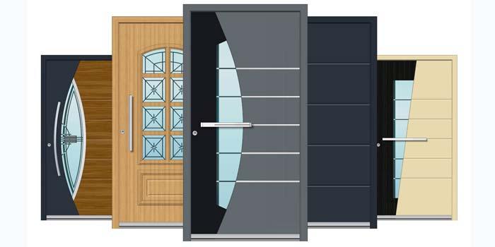 Perbandingan Pintu Kayu Dan Aluminium Untuk Konstruksi