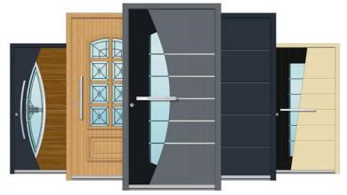 Photo of Perbandingan Pintu Kayu dan Aluminium untuk Konstruksi