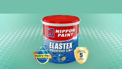 Photo of Elastex Waterproof, Produk Unggul 3 In 1 dari Nippon Paint
