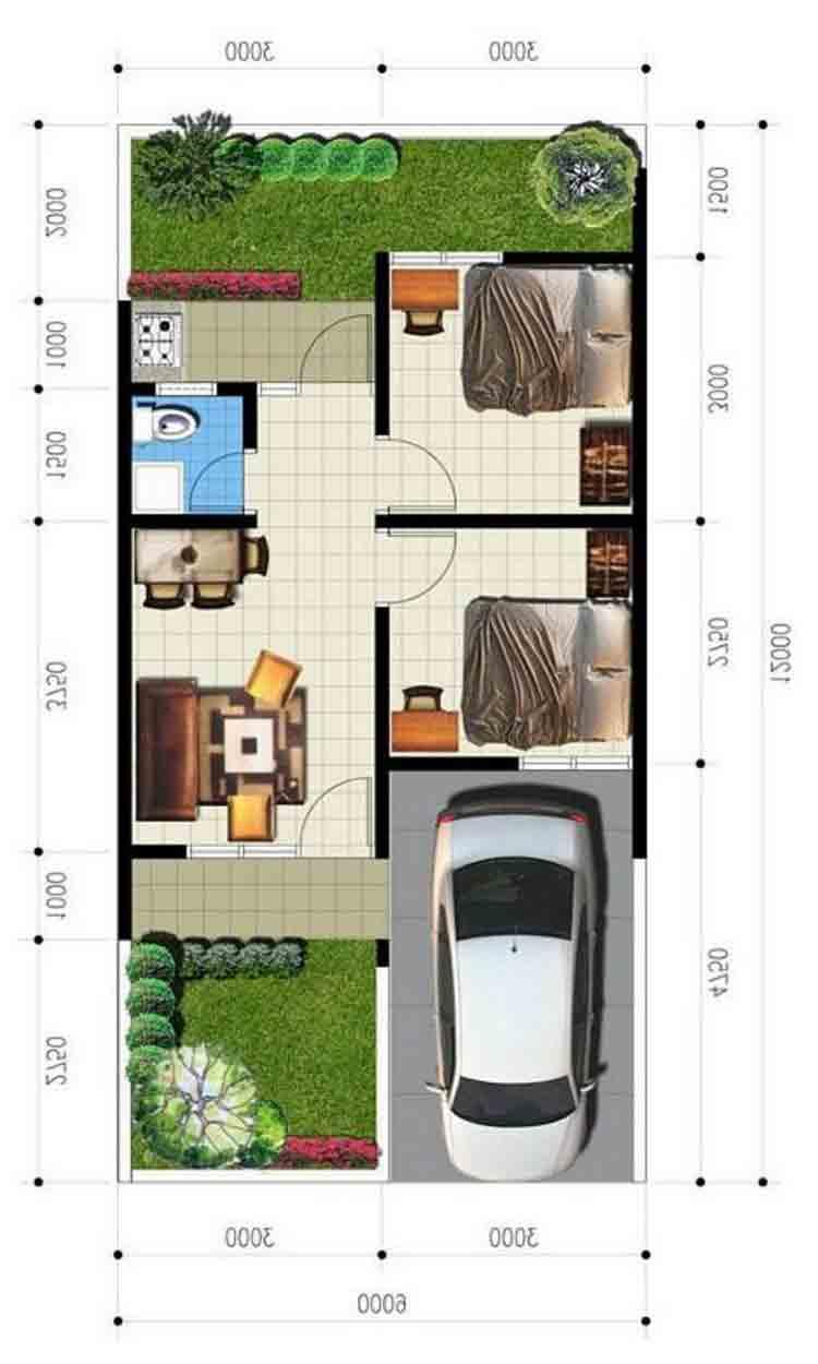 RAB Rumah Tipe 36 Cara Hemat Membangun Rumah Tipe 36