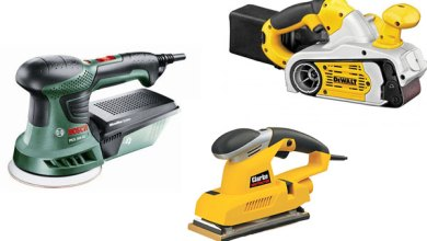 Photo of Harga Mesin Amplas 2020 Palm Sander, Orbital Sander, dan Belt Sander