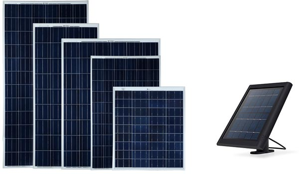 harga panel surya
