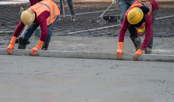 Screed Perata beton