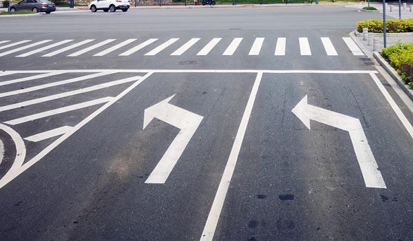 jenis marka jalan