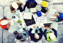 meeting pra konstruksi sebelum memulai proyek