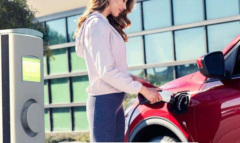 baterai mobil listrik ford