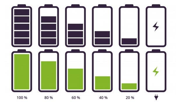 charging baterai