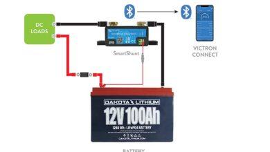 fungsi shunt pada baterai